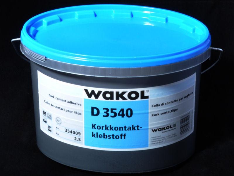 Wakol D3540 Cork Tile Adhesive