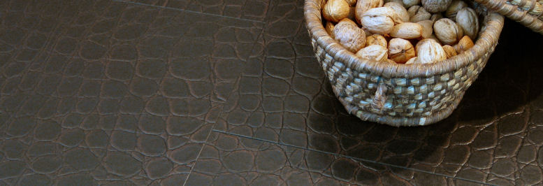 Leather Flooring Leather Tiles