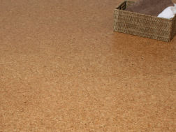"Floating Cork Floor ""Classic Natural"""