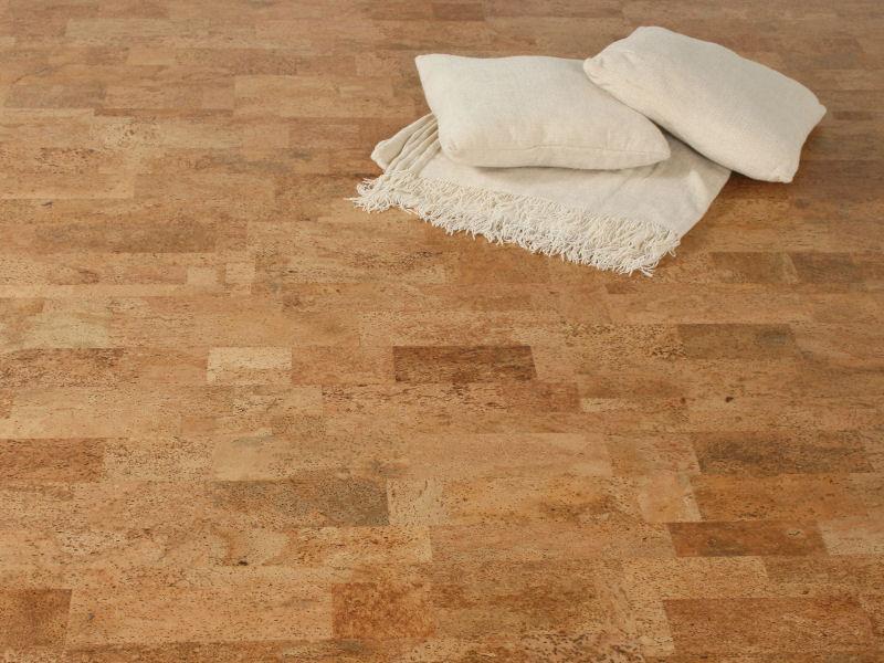 """Floating Cork Floor """"Element Rustic"""""""